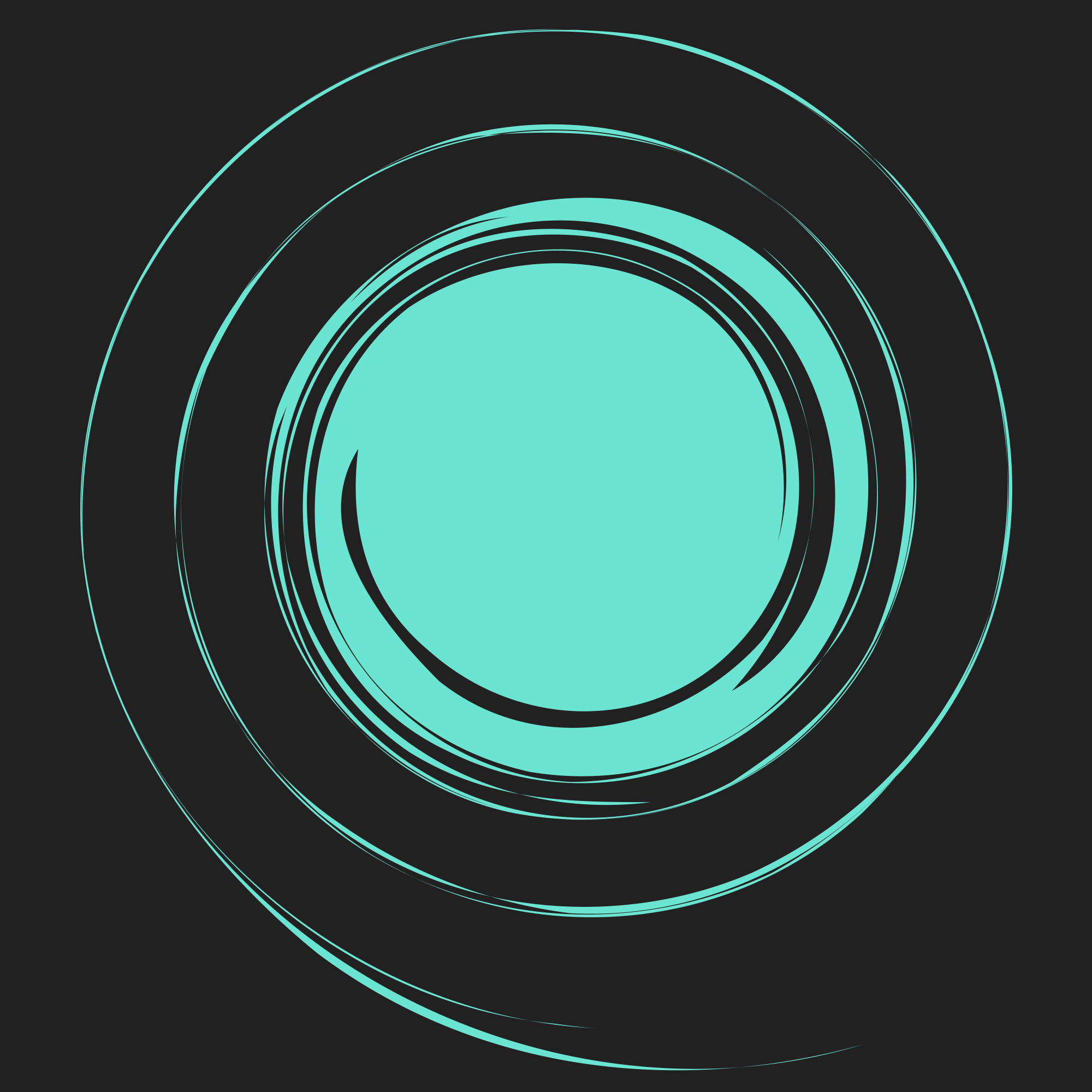 logo-swirl-turquoise-grey | Alison Drury