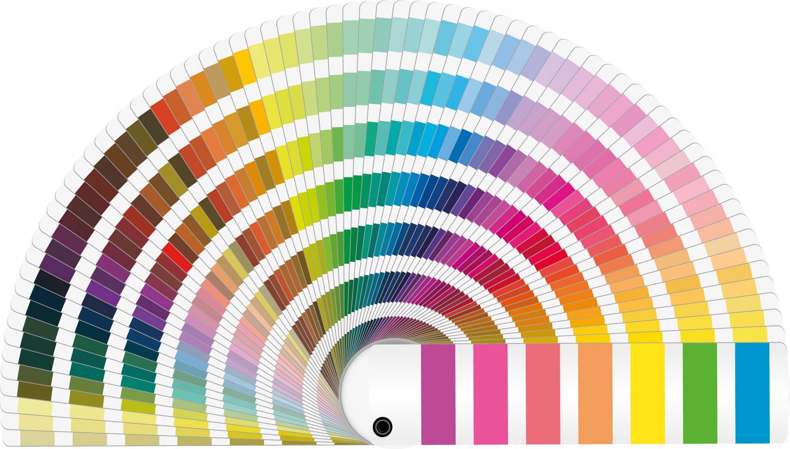 Pantone Colour Book